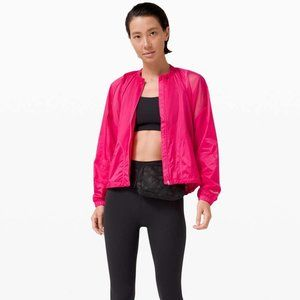 Lululemon With the Breeze Jacket - new with tags